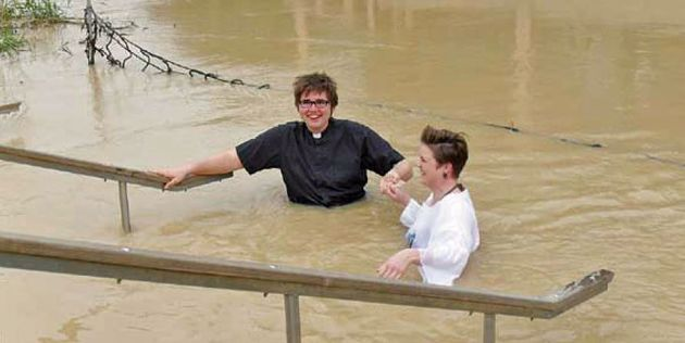 grunde zum taufen