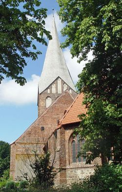 Johanneskirche Greifswald