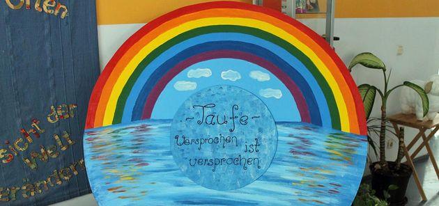 Taufe Projektwoche In Der Evangelischen Grundschule