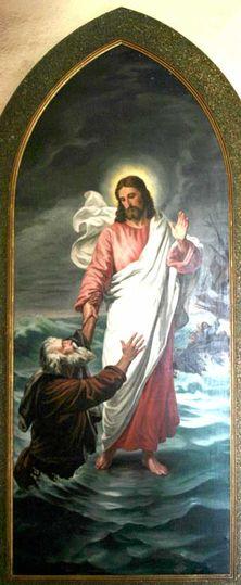 Predigt Matthäus 14 22 33