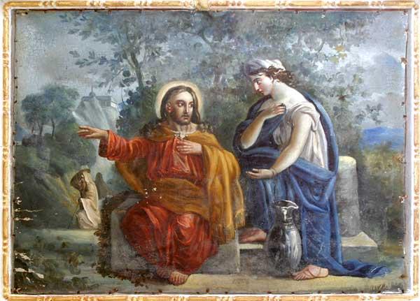 Die frau am jakobsbrunnen bibelstelle