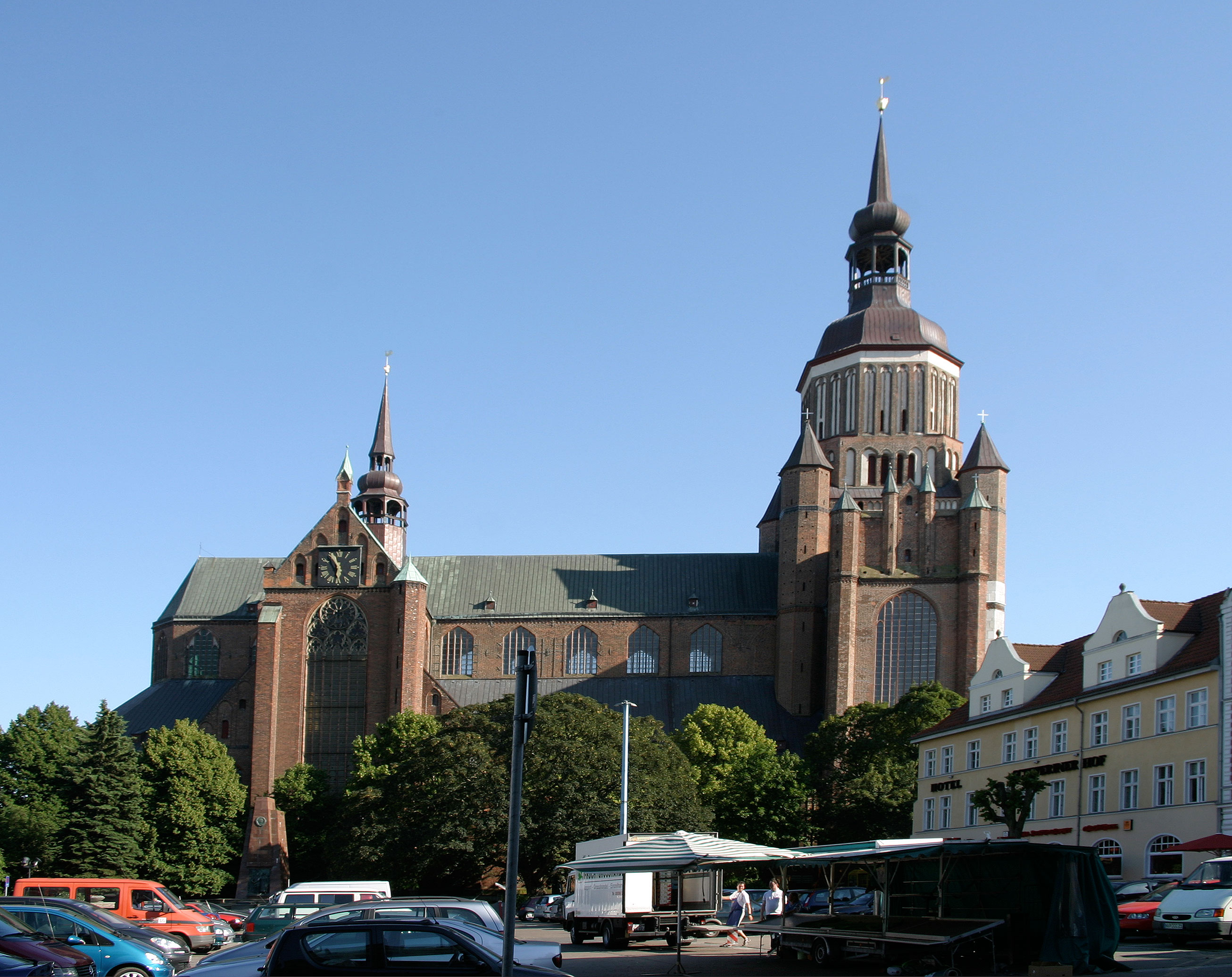 Kirche Stralsund